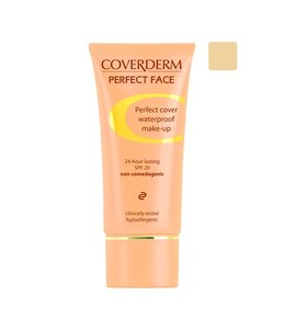 Coverderm Perfect Face 1