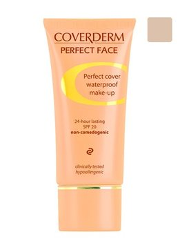 Coverderm Perfect Face 4