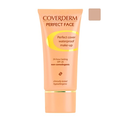 Coverderm Perfect Face 5