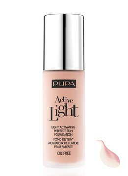 Pupa Milano Active Light Foundation 007 - Rose