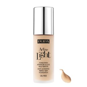 Pupa Milano Active Light Foundation 011 - Light Beige