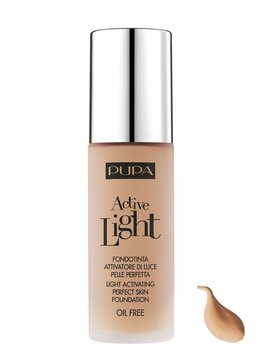 Pupa Milano Active Light Foundation 040 - Sand