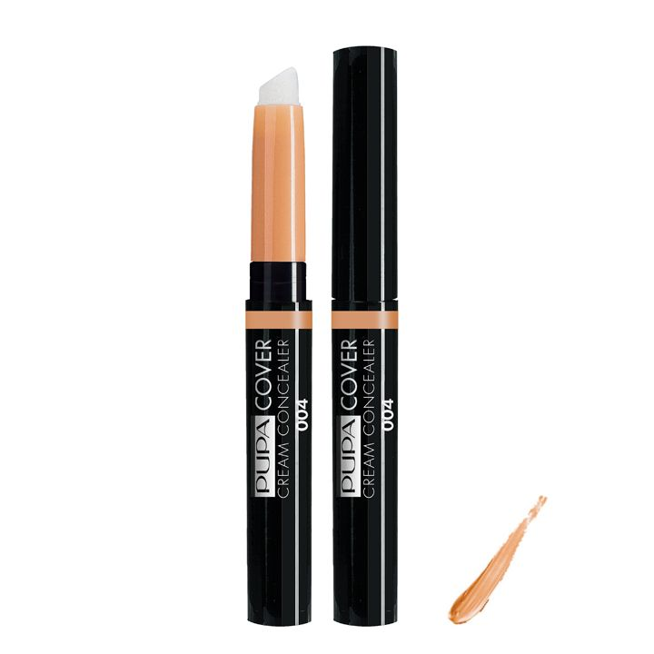 Pupa Milano Cover Cream Concealer 004 - Orange