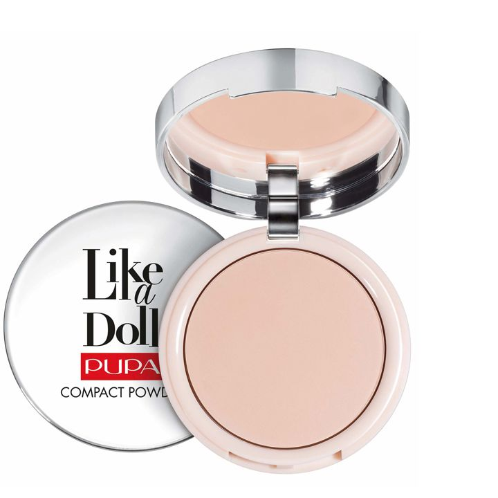 Pupa Milano Like a Doll Compact Powder 002 - Sublime Nude