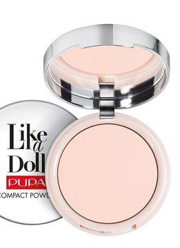 Pupa Milano Like a Doll Compact Powder 007 - Tender Rose