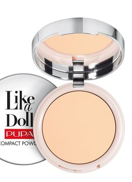 Pupa Milano Like a Doll Compact Powder 008 - Sweet Vanilla