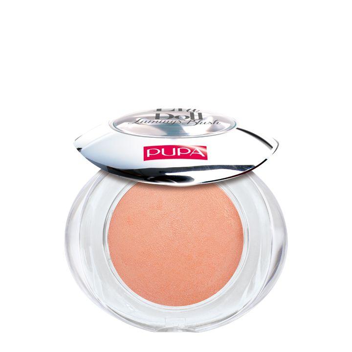 Pupa Milano Like a Doll Luminys Blush 204 - Intense Apricot