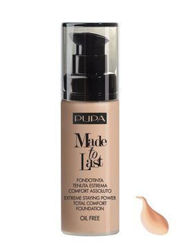 Pupa Milano Made To Last Foundation 030 - Natural beige