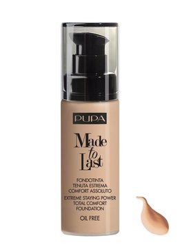 Pupa Milano Made To Last Foundation 050 - Sand Beige