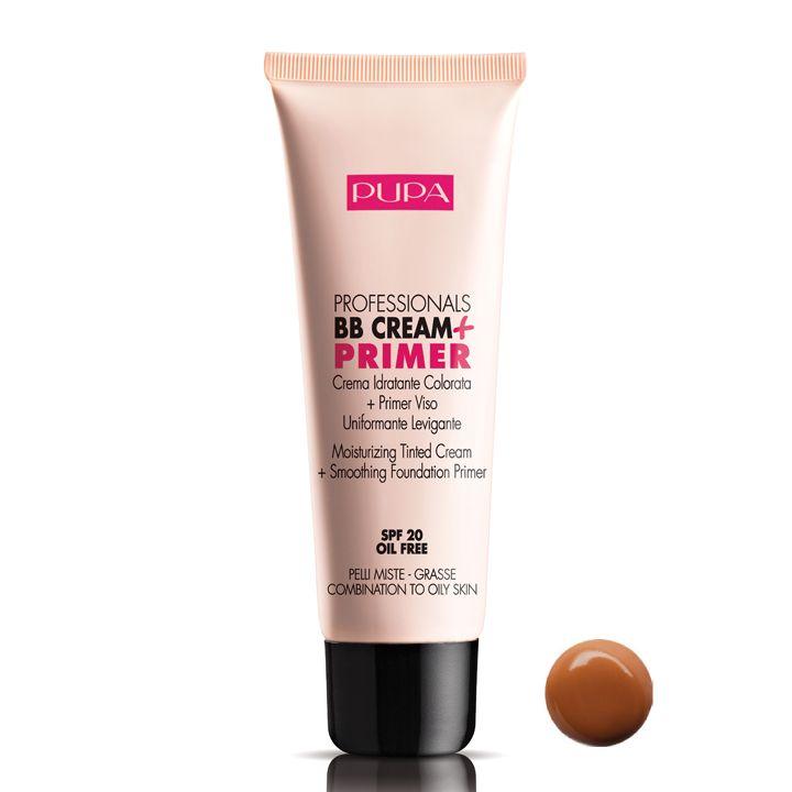 Pupa Milano BB Cream SPF 20 - 002