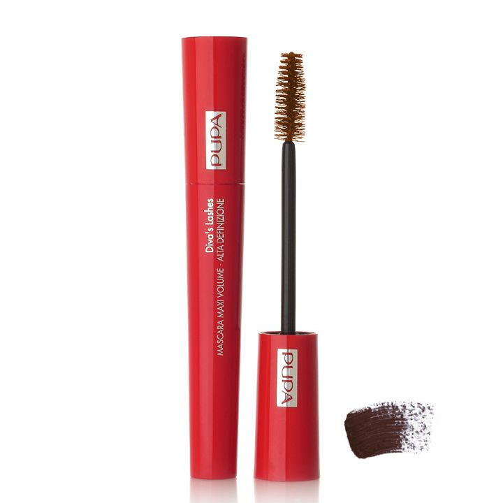 Pupa Milano Diva's Lashes Mascara 02 - Brown
