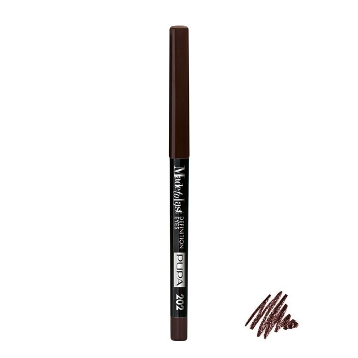 Pupa Milano Made To Last Definition Eyes 202 - Dark Cacao