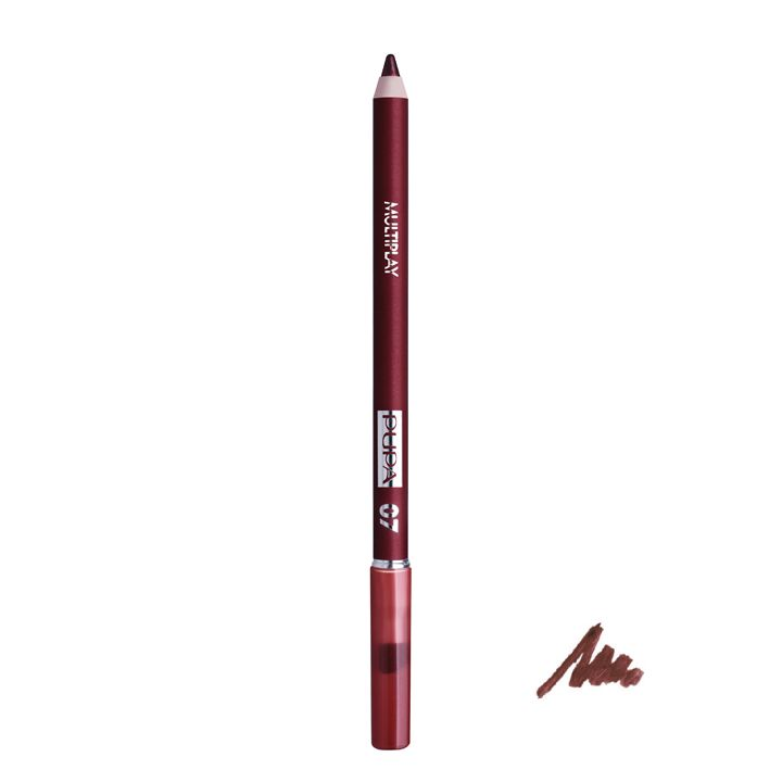 Pupa Milano Multiplay Pencil 07 - African Brown