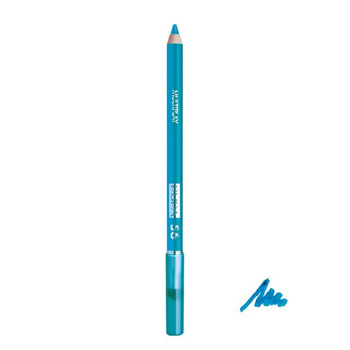 Pupa Milano Multiplay Pencil 56 - Scuba Blue