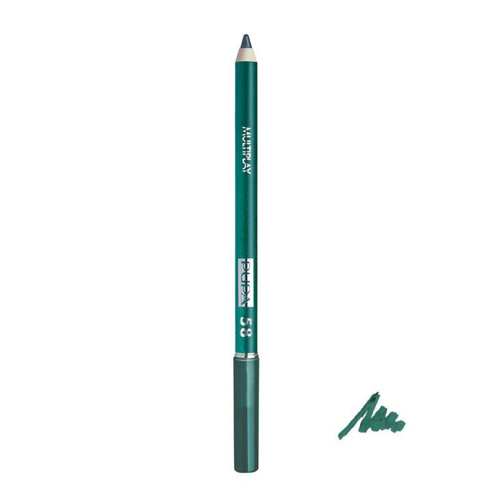 Pupa Milano Multiplay Pencil 57 - Petrol Blue