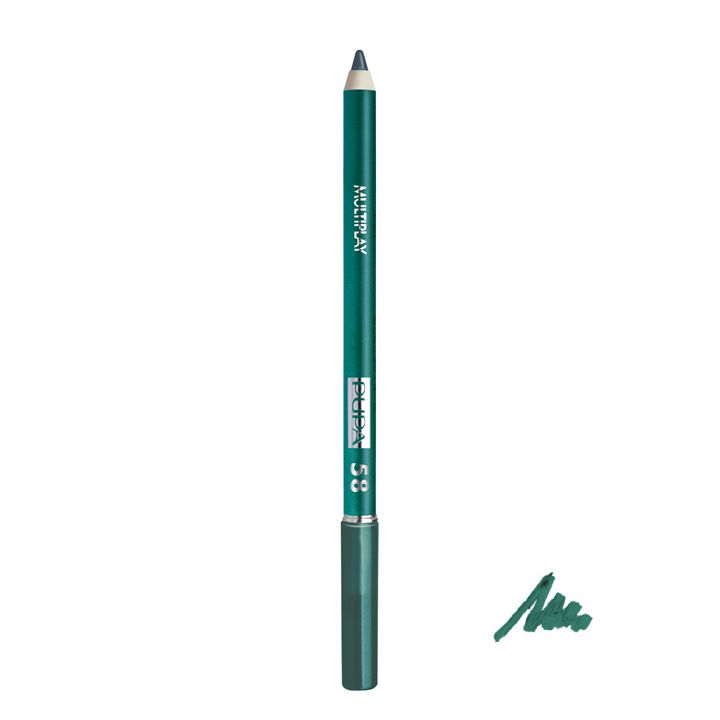 Pupa Milano Multiplay Pencil 58 - Plastic Green