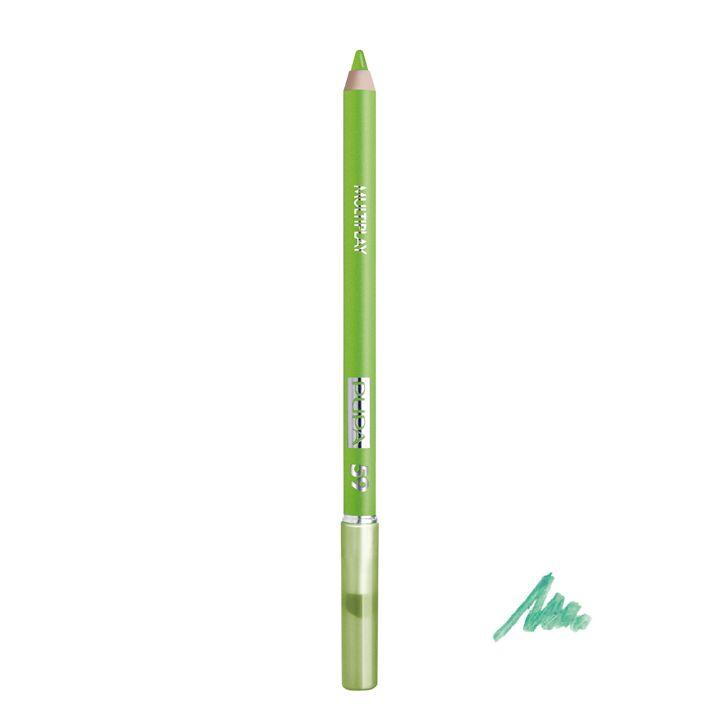 Pupa Milano Multiplay Pencil 59 - Wasabi Green