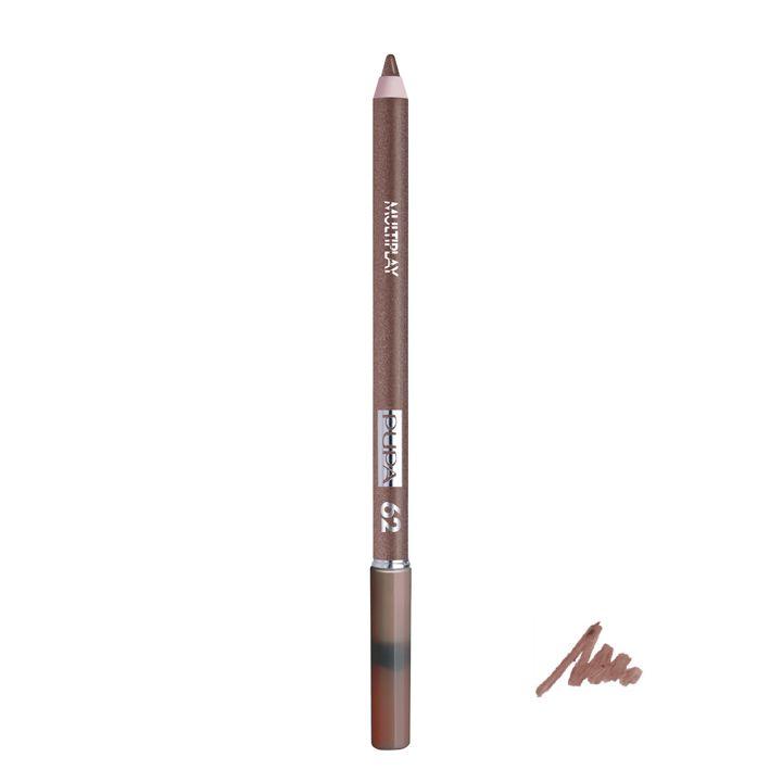 Pupa Milano Multiplay Pencil 62 - Golden Brown