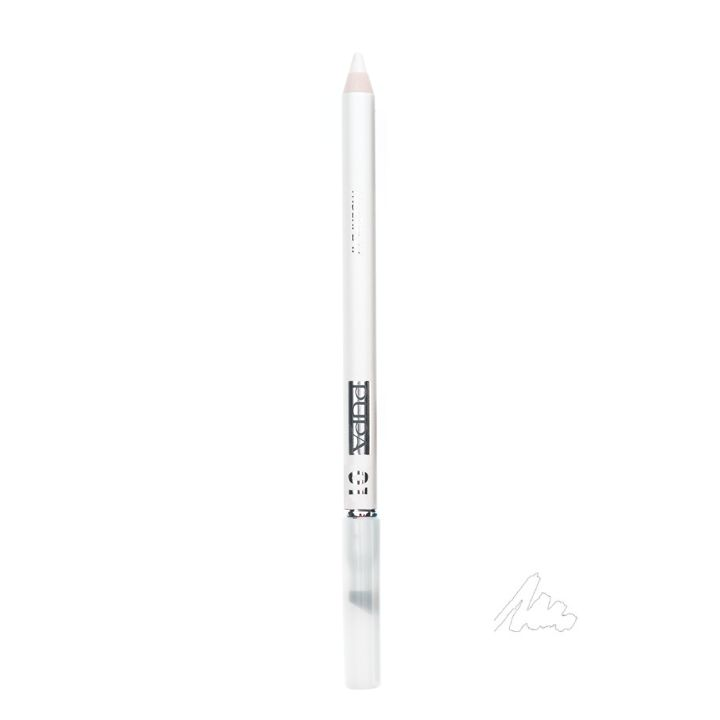 Pupa Milano Multiplay Pencil 01 - Icy White