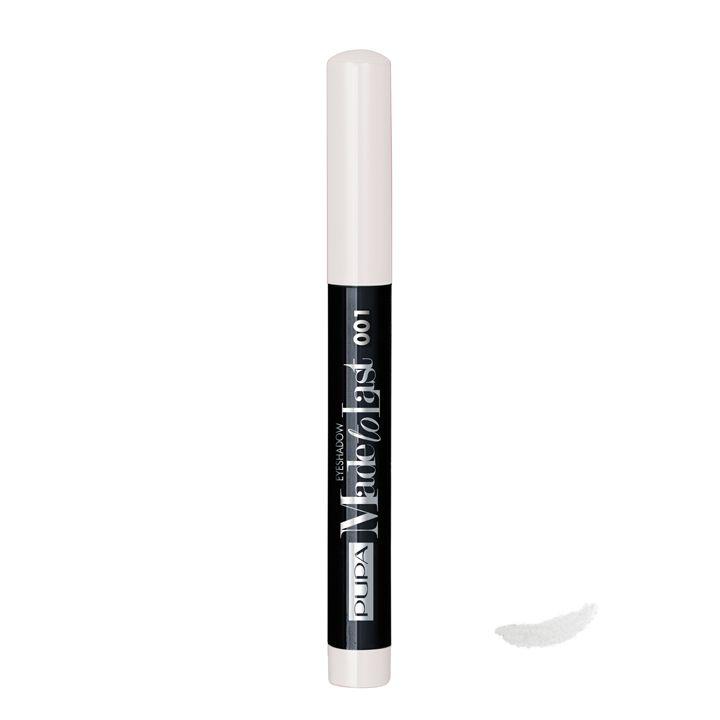 Pupa Milano Made To Last Eyeshadow 001 - Flash White
