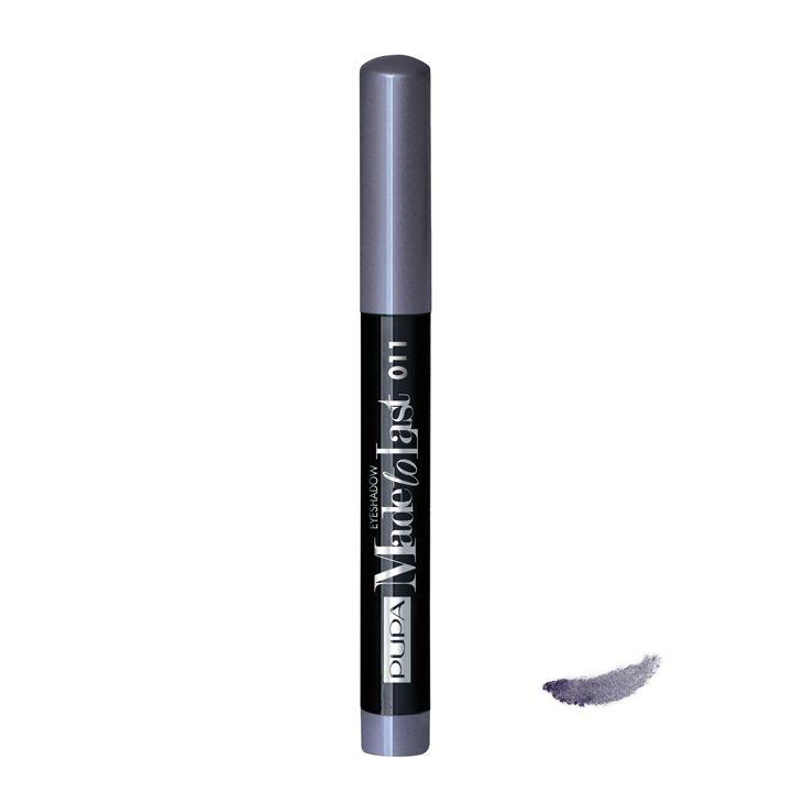 Pupa Milano Made To Last Eyeshadow 011 - Metal Grey