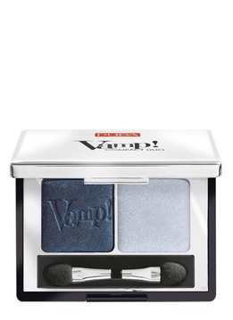 Pupa Milano Vamp! Compact Duo Eyeshadow 012 - Magnetic Blue