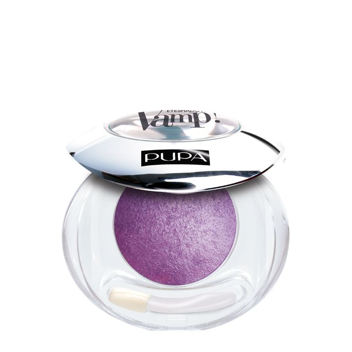 Pupa Milano Vamp! Wet & Dry Eyeshadow 105 - Violet