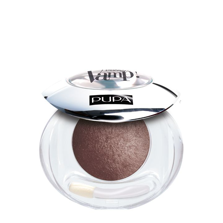Pupa Milano Vamp! Wet & Dry Eyeshadow 205 - Dark Brown