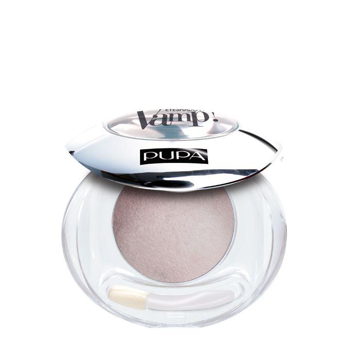 Pupa Milano Vamp! Wet & Dry Eyeshadow 400 - Pearl Grey
