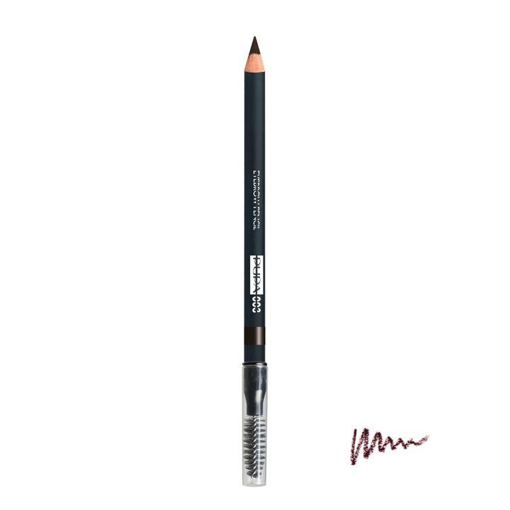 Pupa Milano Eyebrow Pencil 003 - Dark Brown