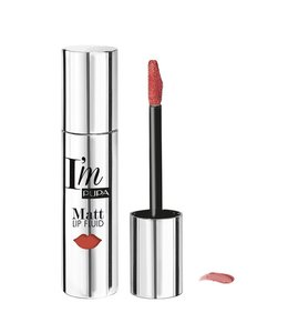 Pupa Milano I'm Matt Lip Fluid 012 - Rose Nude