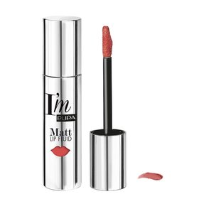 Pupa Milano I'm Matt Lip Fluid 013 - Sabel Brown