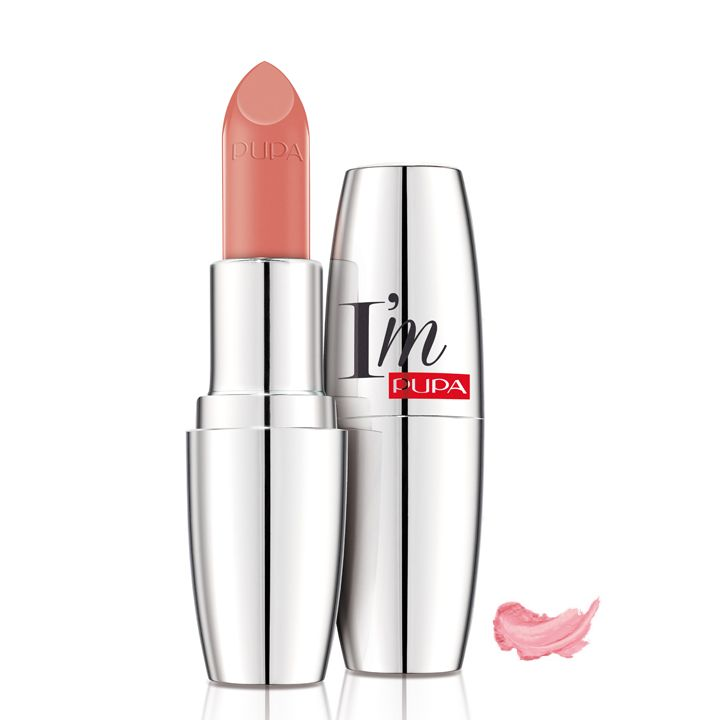 Pupa Milano I'm Pupa Lipstick 102 - Strawberry Milk