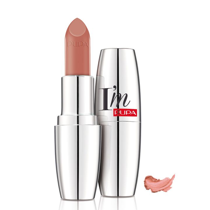 Pupa Milano I'm Pupa Lipstick 105 - Ethereal Pink