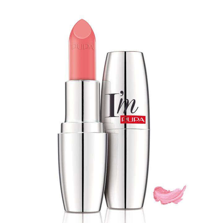 Pupa Milano I'm Pupa Lipstick 200 - Frisky Coral