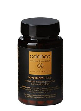 Oolaboo Saveguard Antioxidant Nutrition Protective Once A Day Dose