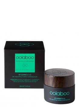 Oolaboo Oil Control Skin Regulating Nutrition Matifying Scrub