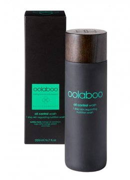 Oolaboo Oil Control 1 Step Skin Regulating Nutrition Wash