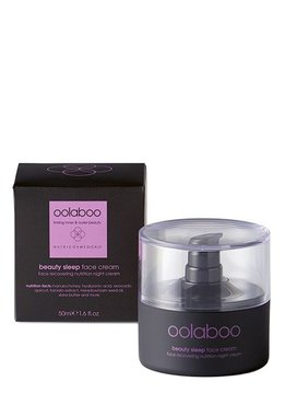 Oolaboo Beauty Sleep Face Recovering Nutrition Night Cream