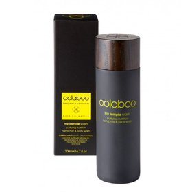 Oolaboo My Temple Purifying Nutrition Hand, Hair & Body Wash
