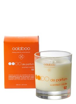 Oolaboo Oooo De Parfum Scented Candle 02 - Orange Blossom