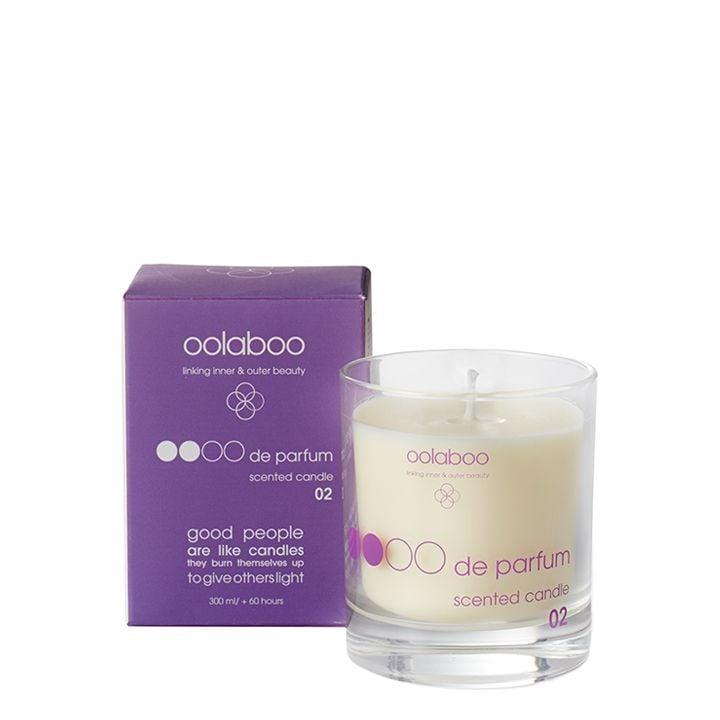 Oolaboo Oooo De Parfum Scented Candle 02 - Cinnamon