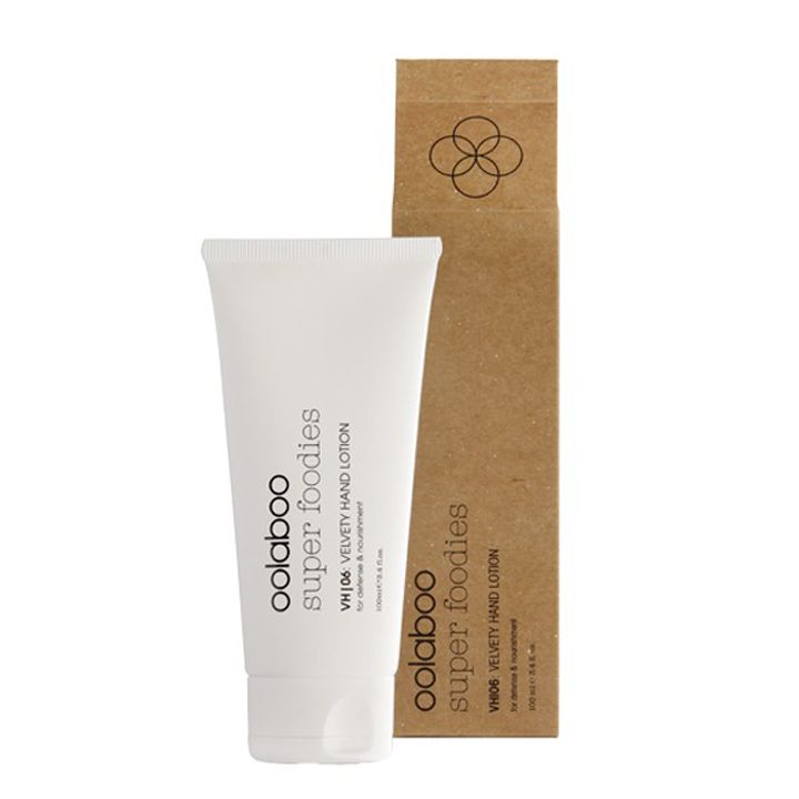 Oolaboo Super Foodies Vh|06: Velvety Hand Lotion