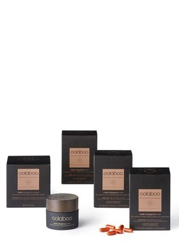 Oolaboo Truffle 40+ Inner & Outer Beauty Linking Kit - 3 Month
