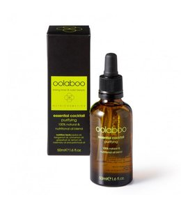 Oolaboo Essential Cocktail 100% Natural Purifying Oil Blend