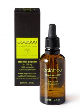 Oolaboo Essential Cocktail 100% Natural Soothing Oil Blend