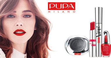 Pupa Milano, nieuw in de shop