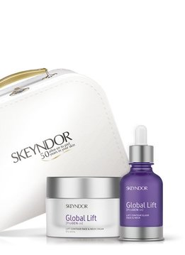 Skeyndor Christmas Coffret Global Lift - Dry Skin