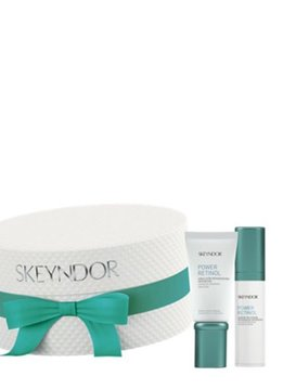 Skeyndor Christmas Coffret Power Retinol - Combination to Oily Skin