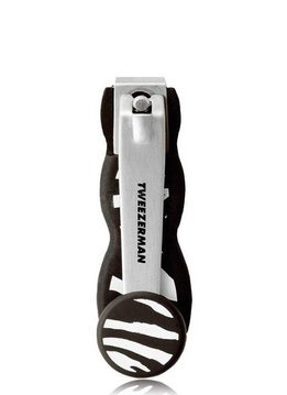 Tweezerman Nail Clipper Zebra